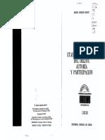 Etapas de Ejecucion Del Delito-Autoria y Participacion- Garrido Montt