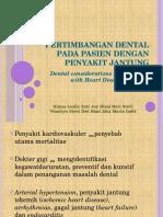 penatalaksaan pencabutan gigi pasien jantung