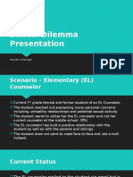 ethical dilemma presentation