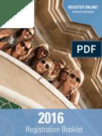 2016 acis registration booklet