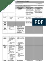 nurs 479 professional career development grid