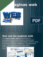 Las Paginas Web
