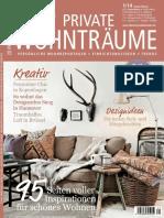 20 Private Wohnträume Ausgabe(001_2014)