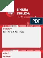 Lingua Inglesa