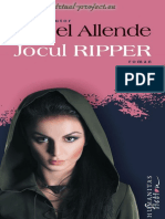 Isabel Allende-Jocul Ripper