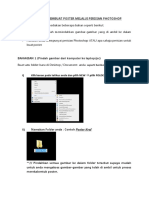 Tutorial Photoshop (Poster)