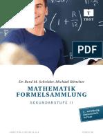 Formelsammlung Mathematik Schueler b41