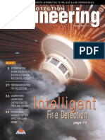 Fire protection engineering Summer 2001