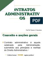 CONTRATOS ADMINISTRATIVOS (1)