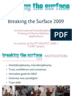 Breaking the Surface 2009 Presentation IUST2010
