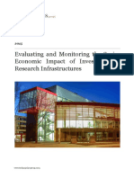 2015 Technopolis Group Guide to Impact Assessment of Research Infrastructures