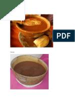 Gastronomía de Las Culturas Q'Eqchi', Achí y Poqomchí