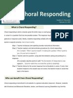 st  pierre choral responding handout