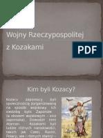 Wojny Rzeczypospolitej z Kozakami