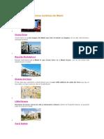 Principales Atracciones Turísticas de Miami__ingles
