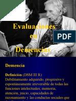 Evaluaciones Neuropsicológicas 2