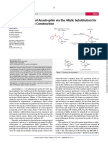 Efficient Synthesis of Anastrephin