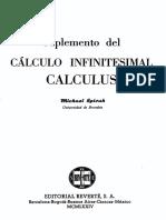 Solucionario Cálculo- Spivak