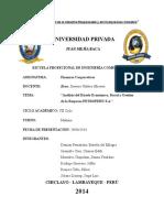 Análisis de La Empresa PETROPERÚ S.a.