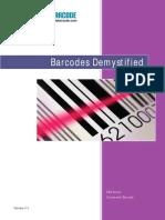 Barcodes Demystified