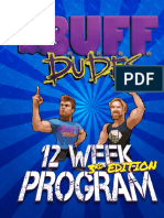 12 Week Program 3 Book Free