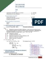 145074591 Formulation Du Beton Methode de DREUX