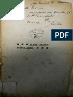 Habitações Populares - Primeira Parte - Everardo Backhauser