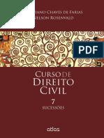 Cristiano Chaves - Curso de Direito Civil 7 [2015]