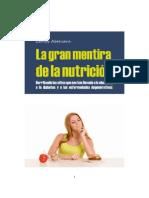 Abehsera Carlos - La Gran Mentira de La Nutricion