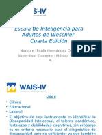 Seminario WAIS IV