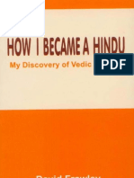 David Frawley - How I Became a Hindu