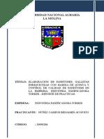 Panificación y Control Estadistico de Procesos