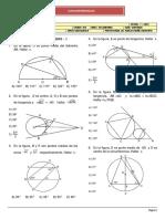 Geometría - Circunferencia selección