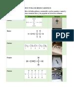 Estructura de Hidrocarburos (1)