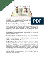 50 actividades para el Día del Libro.docx