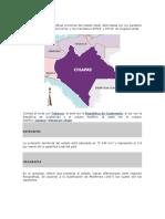Las Coordenadas Geográficas Extremas Del Estado Están Delimitadas Por Los Paralelos 17º59