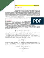 Sequential Monte Carlo Methods