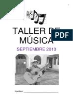 Taller Musica 0910