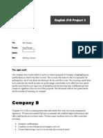 english 219 project 3