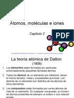 Diapositivas_c02 Atomos Moleculas e Iones