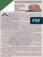 Un acuerdo regional por Arequipa, José Lombardi