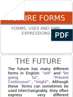 Future Forms Presentation