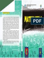 Matematika Smp Kelas 9 Kurikulum 2013 Semester 2 Edisi 2015