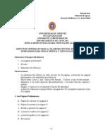 ASPECTOS GENERALES PARA LA ELABORACIÓN DEL INFORME