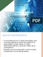 Presentación informática de convergencia
