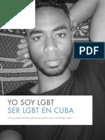 Yo soy LGBT. Ser LGBT en Cuba.