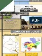Analisis de La Ciudad de Chiclayo