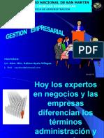 i. Gestion Empresarial