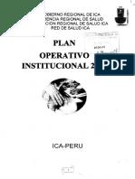Plan Ordenativo de Ica y Sus Provincias