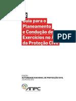 Caderno Técnico PROCIV 22